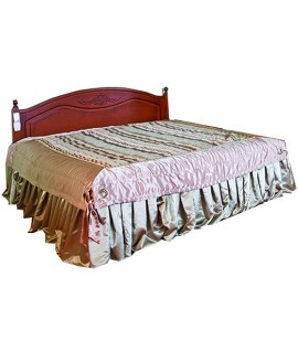 Кровать ЮрВит Эльза 1.6