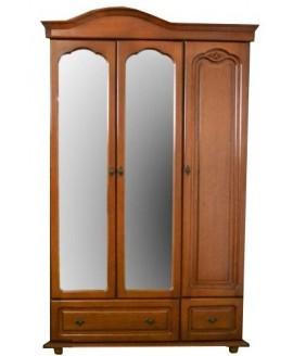 Шкаф ЮрВит Эльза 3-х дверный