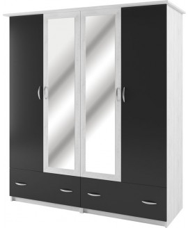 Шкаф Світ Меблів Соня 4-х дверный