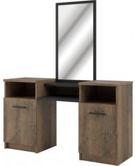 Туалетный столик Світ Меблів Лотос (двухтумбовый)