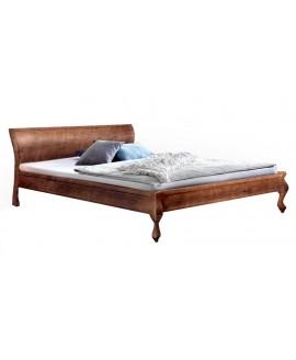 Кровать МИКС-мебель Уют Николь (орех)