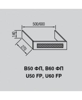 Кухонный модуль Світ меблів Валенсия В 50ФП