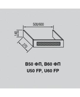 Кухонный модуль Світ меблів Валенсия В 60 ФП