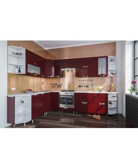 Кухня Світ меблів Адель Люкс модульная