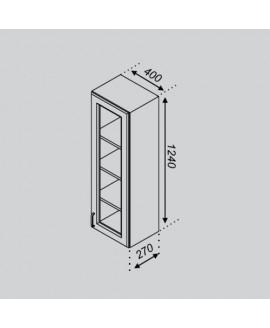 Кухонный модуль Світ меблів Тюльпан В 40ПСк