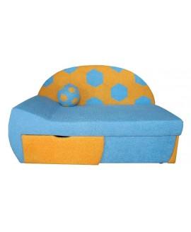 Детский диван МКС Мяч (малютка)