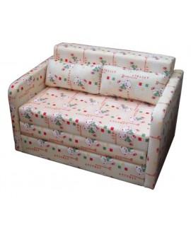 Детский диван МКС Панда New 1,1