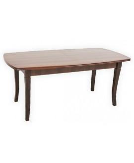 Стол МИКС-мебель Ультра Квартет (орех темный)