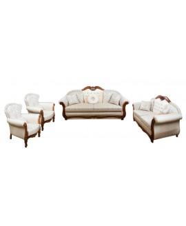 Комплект мягкой мебели Лотос–М Султан 3+2+1+1