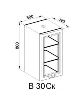 Кухонный модуль Світ меблів Роксана В 30Ск