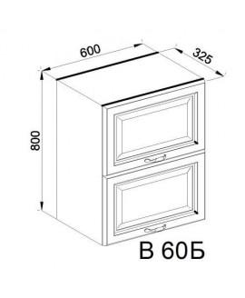 Кухонный модуль Світ меблів Роксана В 60 Б