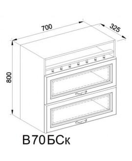 Кухонный модуль Свит меблив Роксана В 70 БСк
