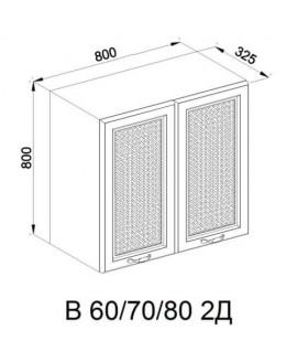 Кухонный модуль Світ меблів Роксана В 80 2Д