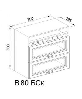 Кухонный модуль Світ меблів Роксана В 80 БСк