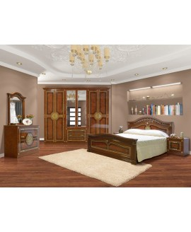 Спальня Світ меблів Диана (мдф)