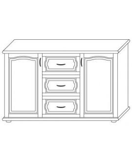 Комод ТеМП Мебель К 5