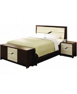 Кровать МастерФорм Доминика 1,6