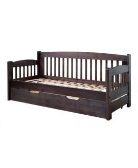 Кровать детская ТеМП Мебель Ретро 8 (0,9)