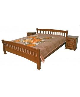 Кровать ТеМП Мебель Верона 1,6 (дерево)