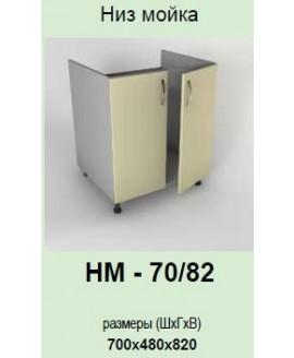 Кухонный модуль Garant Гламур НМ-70/82