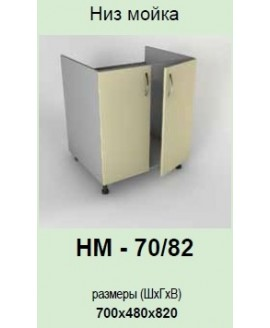 Кухонный модуль Garant Контур НМ-70/82