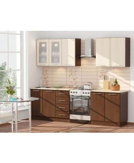 Кухня Комфорт мебель Хай-тек КХ-20