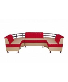 Кухонный уголок Первомайская мебель Барокко 3 комплект