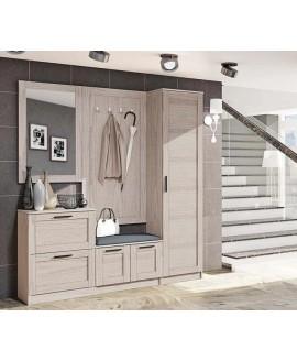 Прихожая Комфорт мебель Престиж ВТ-4057