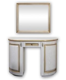 Туалетный столик Родзин Венера радиусный