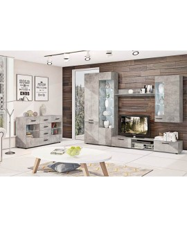 Гостиная Комфорт мебель Эко МС-4325