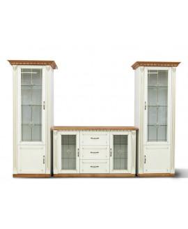 Гостиная МИКС-мебель Фридом с комодом