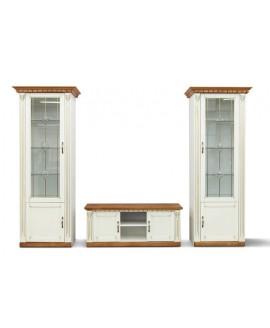 Гостиная МИКС-мебель Фридом с тумбой ТВ