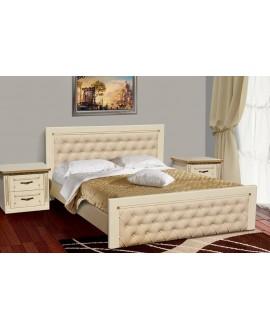 Кровать МИКС-мебель Фридом 1,6 (мягкое изголовье)