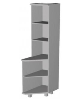Пенал Первомайская мебель Интим угловой