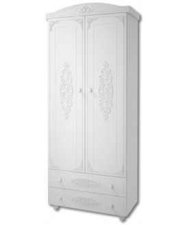 Шкаф Неман Анжелика 2-х дверный