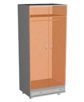 Шкаф Первомайская мебель Интим 2-х дверный