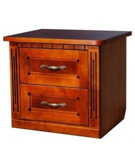 Тумба прикроватная МИКС-мебель Фридом (ольха)