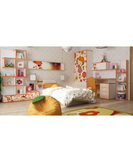 Детская комната Luxe Studio Mandarin (Мандаринка)