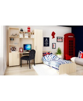 Детская кровать Luxe Studio Twist (Твист)