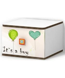Детская тумбочка Luxe Studio Joy (Джой)
