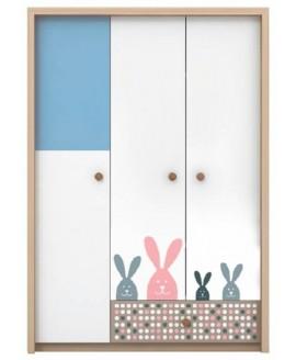 Детский шкаф Luxe Studio Banny (Кролик)