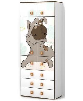 Детский шкаф Luxe Studio Joy (Джой)