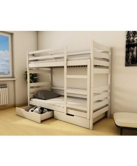Двухъярусная кровать Луна Амели 0,9