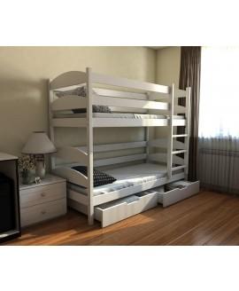 Двухъярусная кровать Луна Лаки 0,9