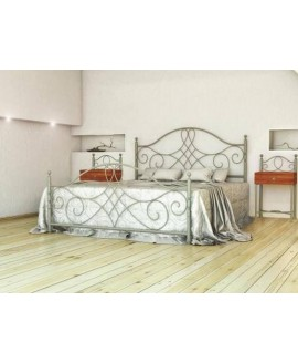 Кровать Металл-Дизайн Парма 1,6