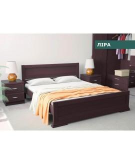 Кровать Світ меблів Лира 1,6