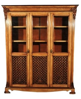 Шкаф книжный Курьер Генрих 170
