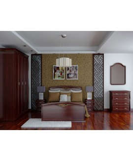 Спальня Альберо Комодита Камила (дерево)