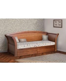 Детская кровать МИКС-мебель Прайм Адриатика