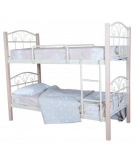 Двухъярусная кровать Melbi Лара люкс вуд 0,9